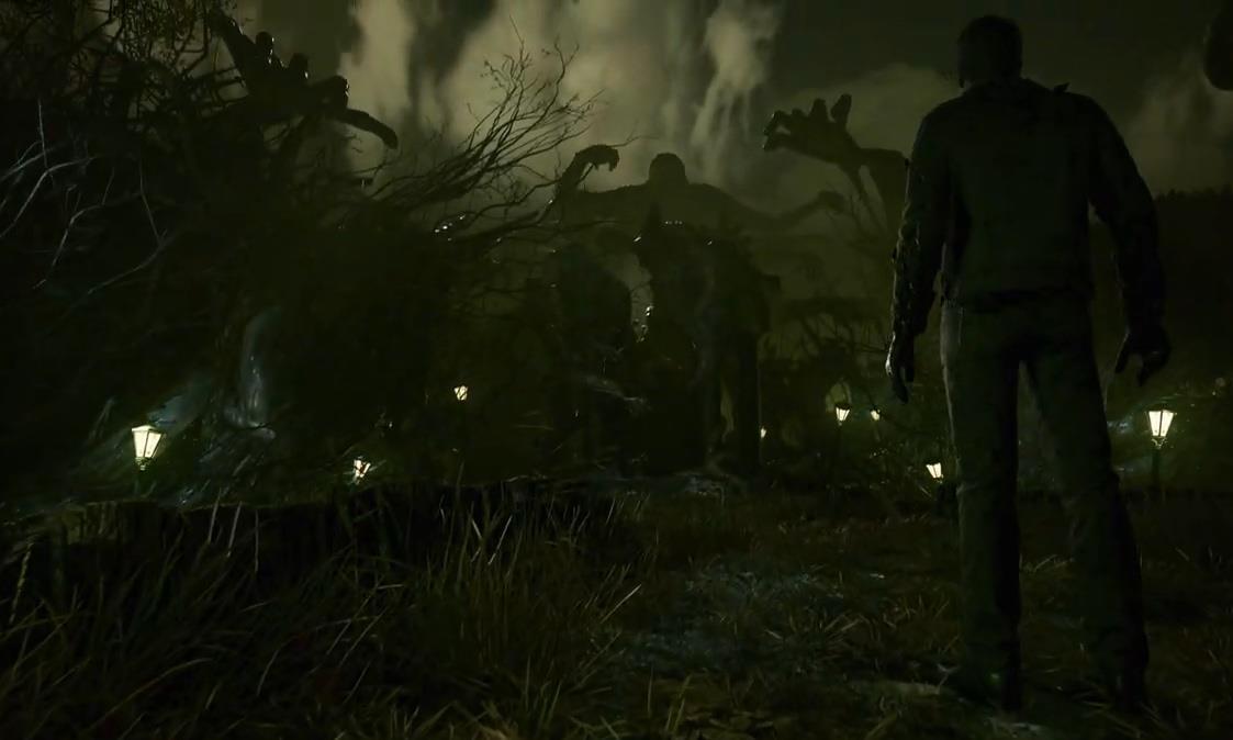 恐怖游戏《灵媒》发布凶兆预告狠角色首次亮相