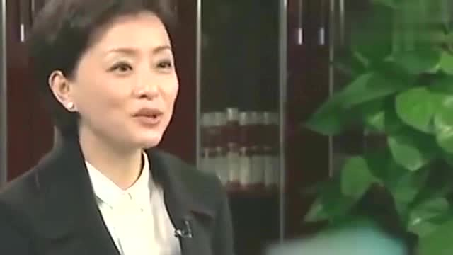 被问是不是太土豪了,王健林霸气回应,杨澜难以置信脸
