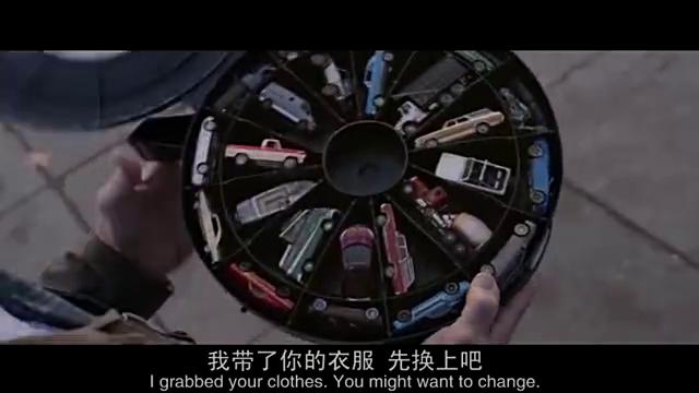 """蚁人2:这样的""""玩具车""""喜欢吗?就像《七龙珠》里的如意胶囊!"""