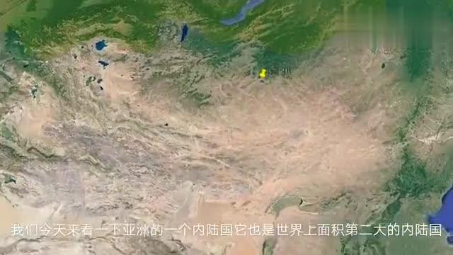 蒙古国地理位置好吗?人口很少却拥有如此辽阔的土地!来了解一下