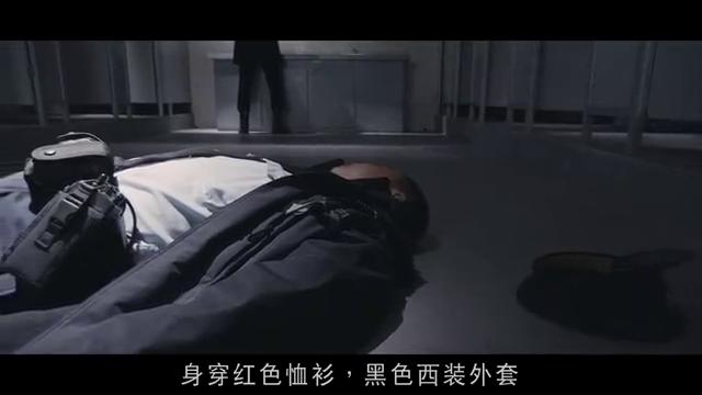 影视:丹哥易容混进警察总部,还和警察一个电梯,果然艺高人胆大