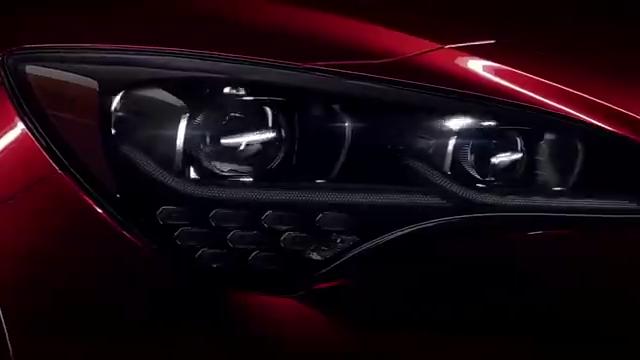 新款全新起亚STINGER,运动性能轿跑,中级后驱掀背车