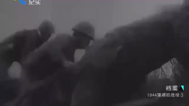 衡阳保卫战爆发,日军为占领一个小阵地,竟付出伤亡8000人的代价