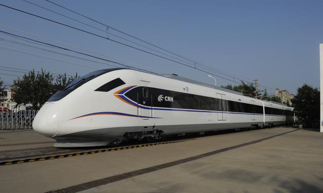 我国正积极打造的一条新城际高铁,对接北京和唐山,耗资超百亿