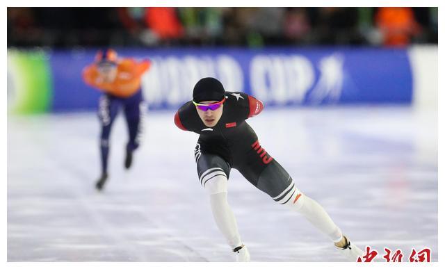 速度滑冰世界杯总决赛 宁忠岩获1500米年度亚军