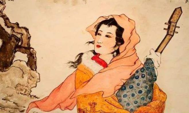 王昭君的真实容貌复原图令人吃惊,现代的审美与古代相差了多少?