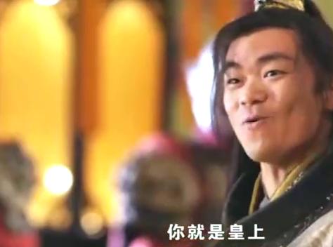 隋唐演义:李元霸力大无穷,直接去见皇上了,霸气啊