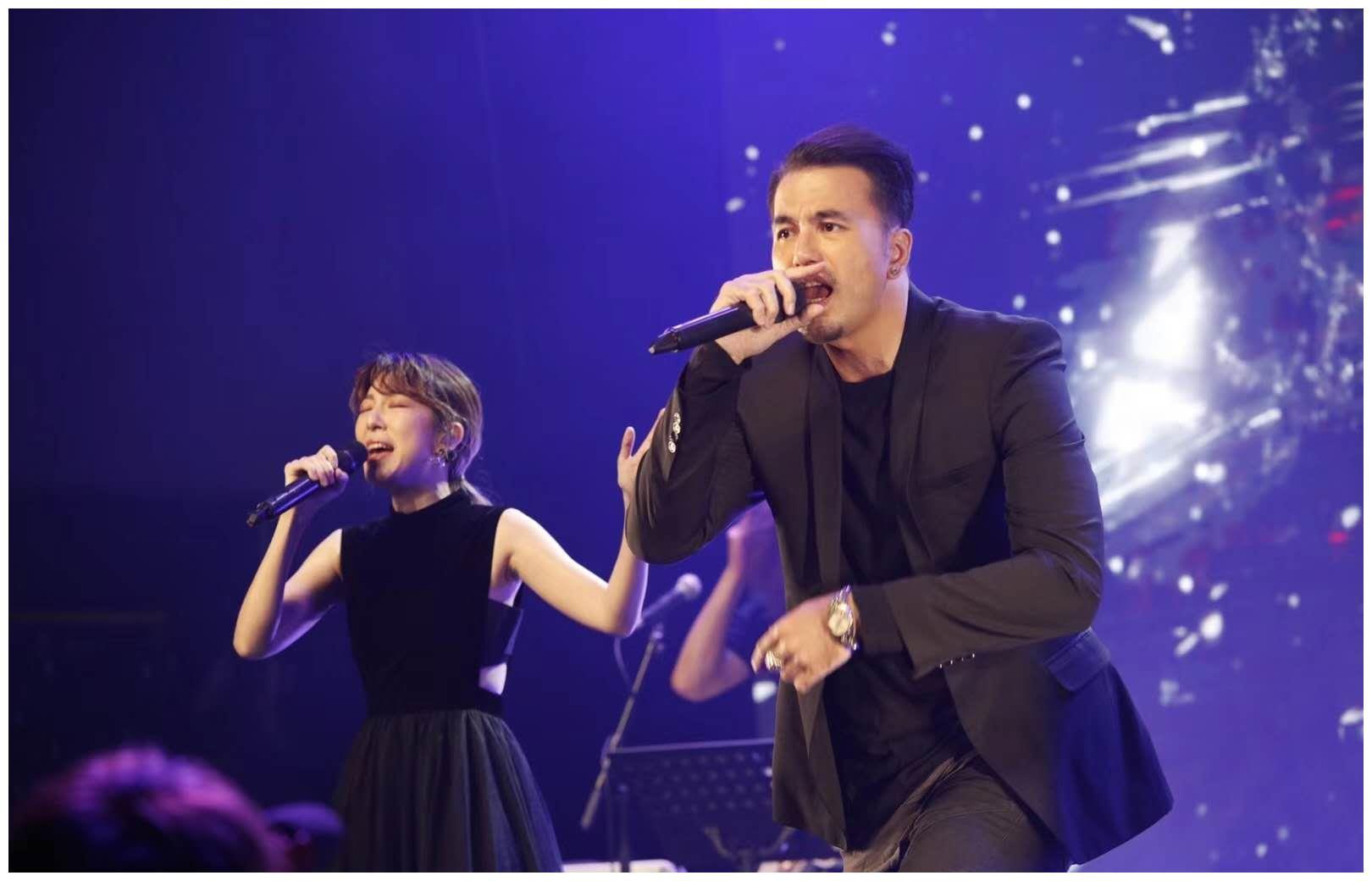 台湾第一男模黄志玮,挑战一日摇滚歌手