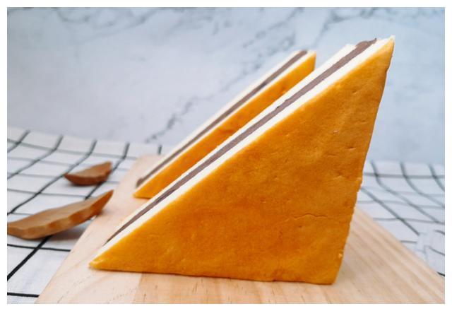 低配版西伯利亚蛋糕,《起风了》电影同款美食