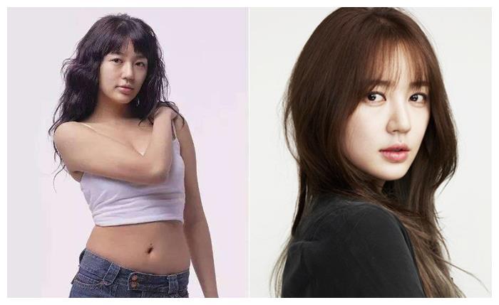 合理的减脂运动,搭配健康的饮食,让韩星伊恩惠瘦身后,变成美女