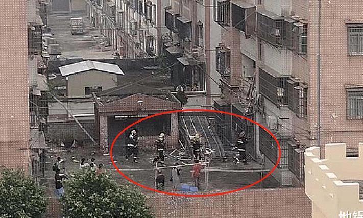 广东江门发生一起事件,地点位于开平市,现场情况让人揪心