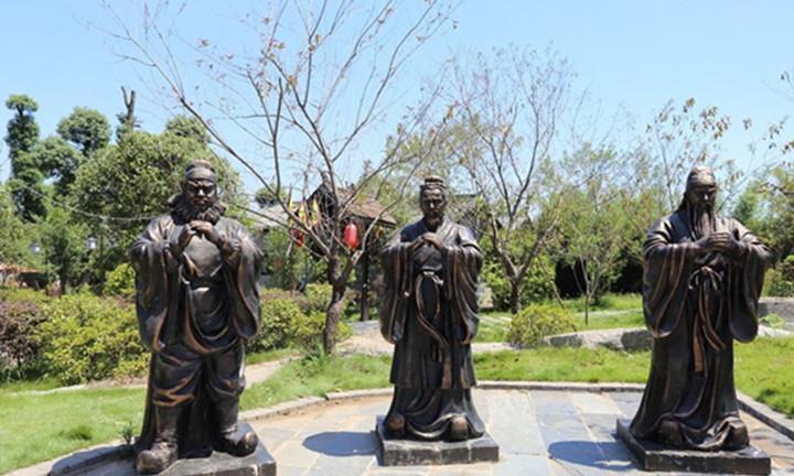 福建铸铜雕塑图文简述城市铸铜雕塑的艺术形式