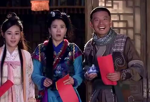龙门镖局:吕青橙不愧是郭芙蓉的嫡传,竟一招秒杀青城派接班人
