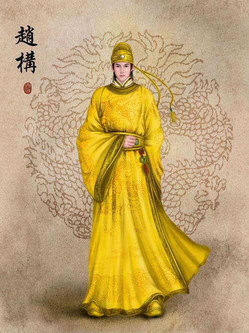 """靖康之耻赵构为何不救""""二圣"""",不是打不过金军,而是有""""私心"""""""