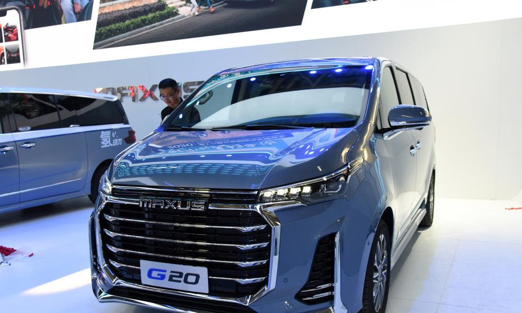 性格上很严肃的车企:上汽MAXUS,推出G20特别版需24万