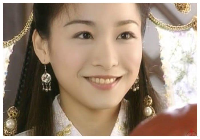 江祖平的幽若,鲍逸琳的余英男,温碧霞的秦可情,统统不如她