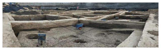 西水坡遗址挖出1.79米男尸,旁边却发现神秘图案,鉴定后震撼世界
