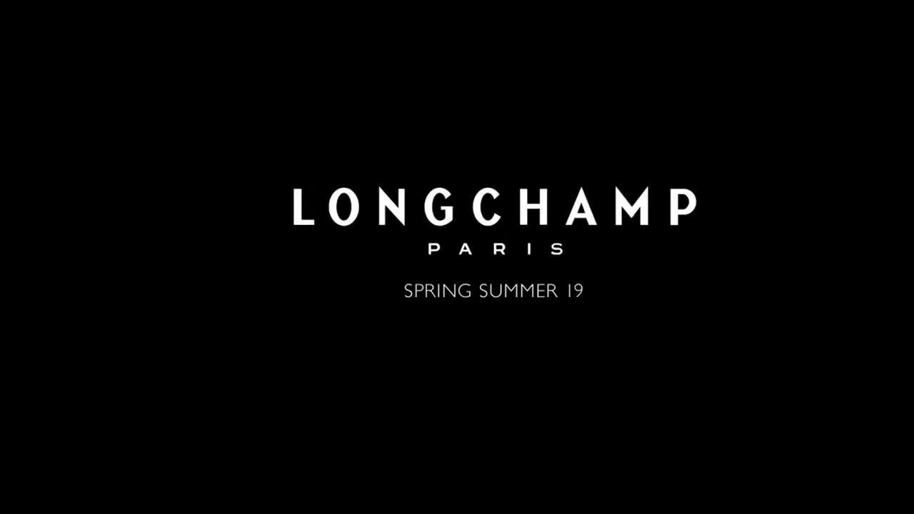 2019春夏纽约时装周Longchamp春夏女装发布会