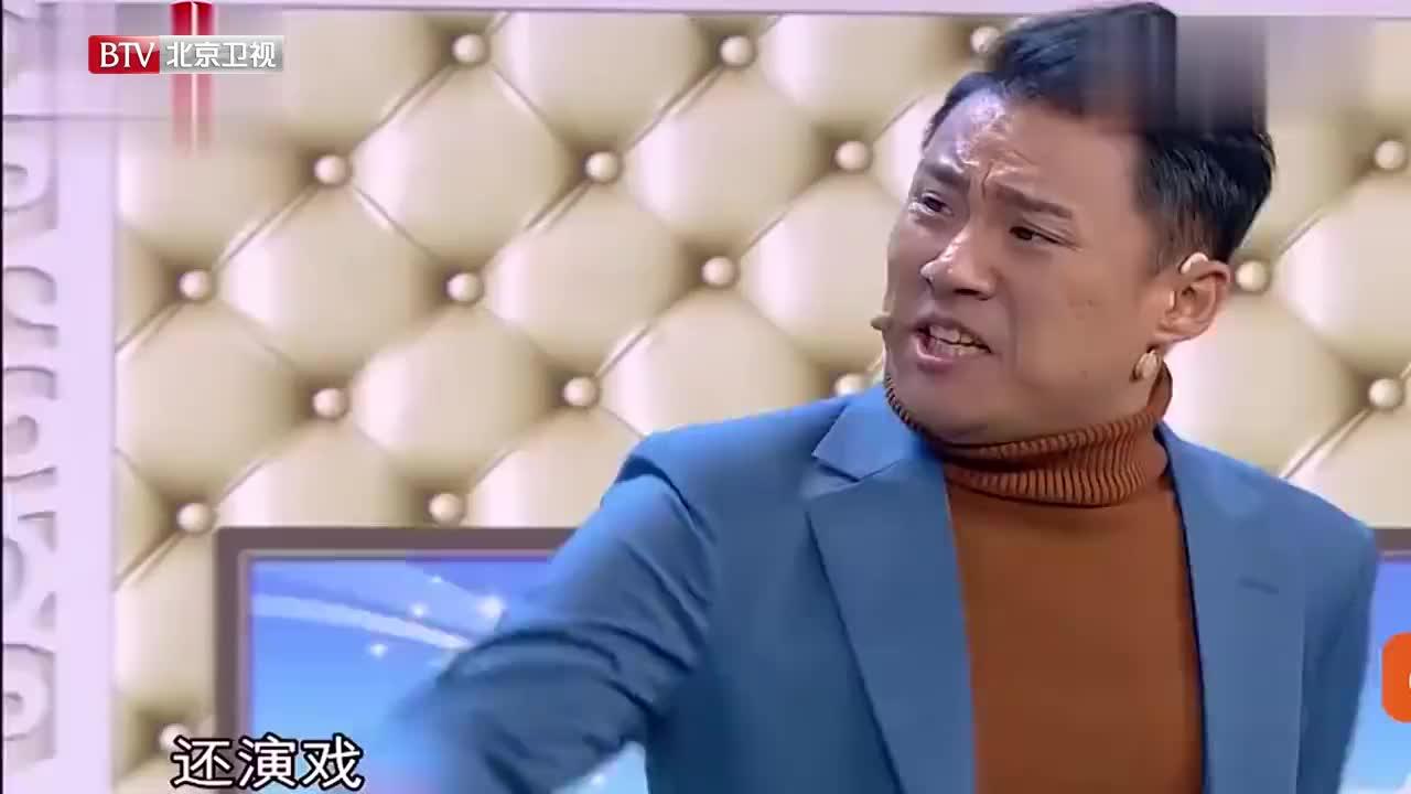 郭亮偶像是陈道明,殊不知已经把娱乐圈搞混了!