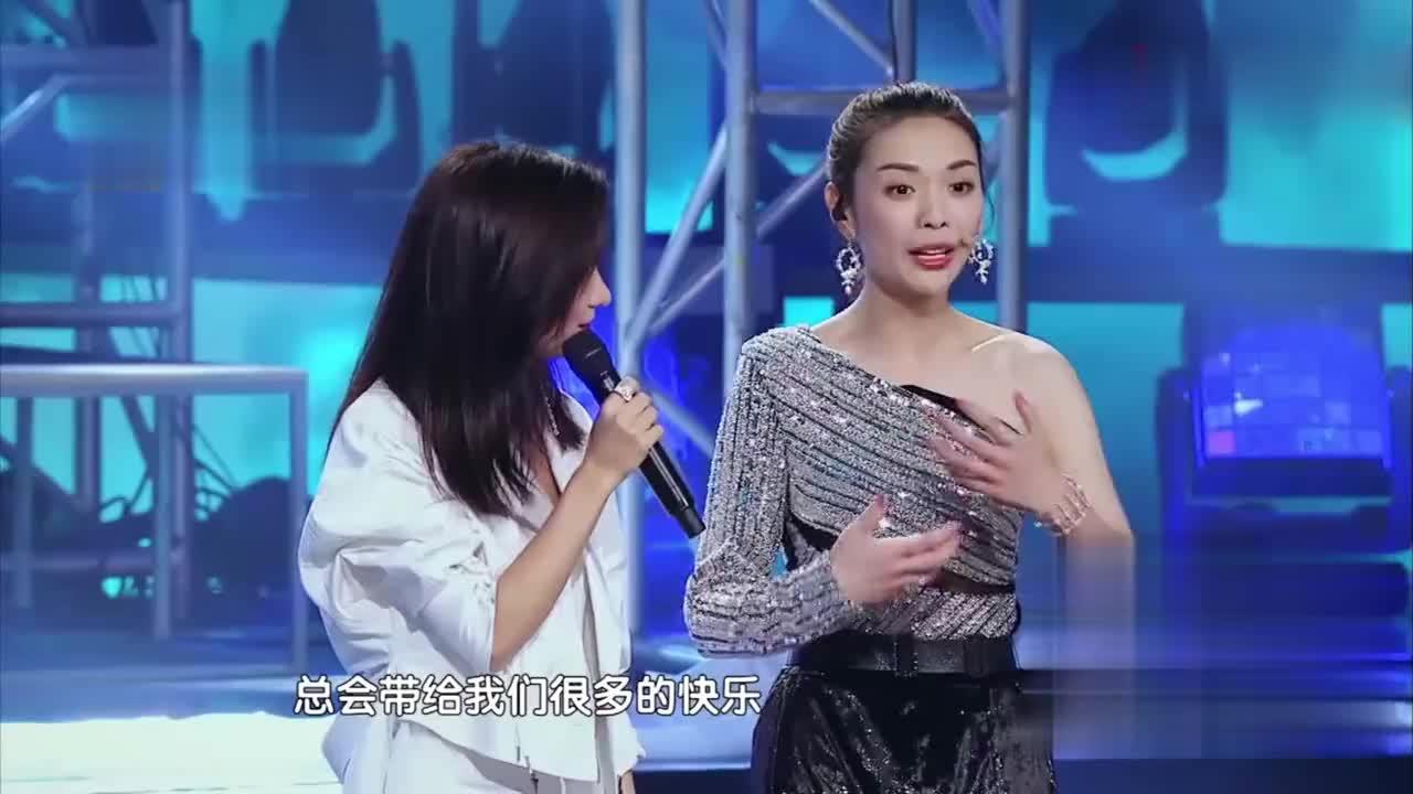 """卢靖姗跨界谈《战狼》,""""帕莎""""前来助阵,可爱姑娘瞬间圈粉"""