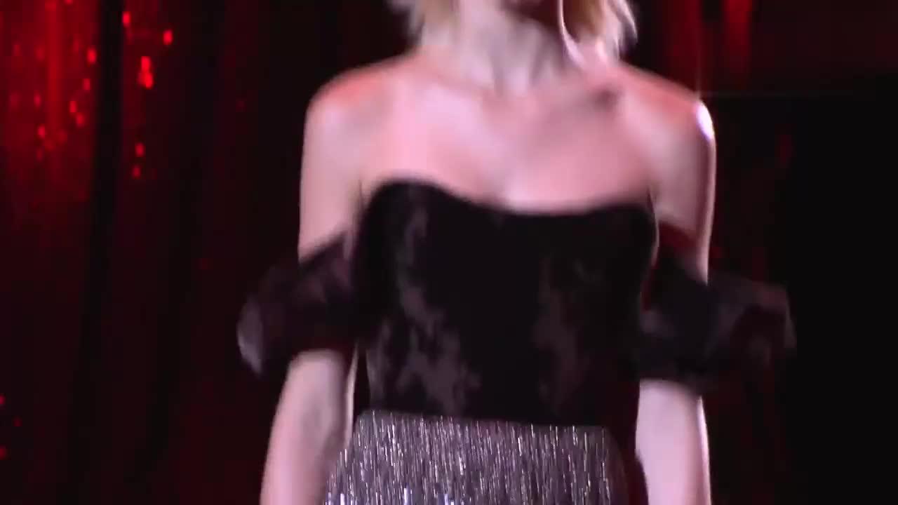 ULYANA SERGEENKO 2017时装秀(1)