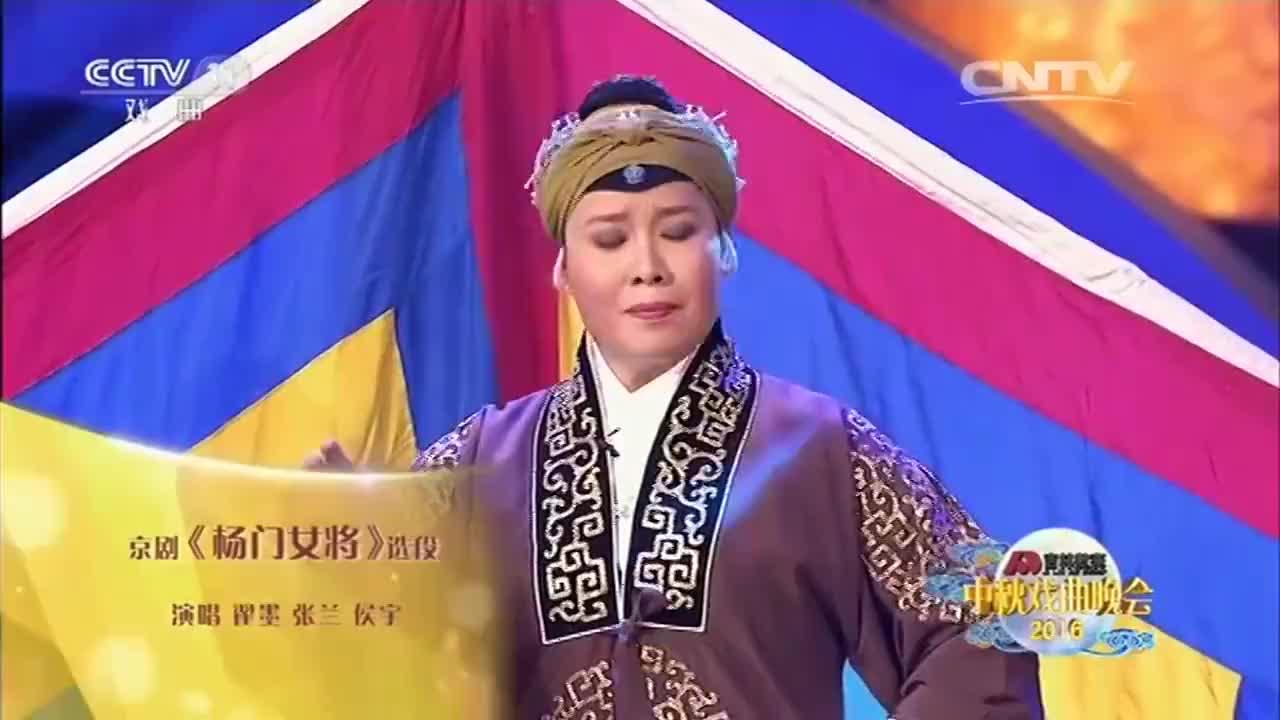 京剧《杨门女将》经典选段,精彩演绎佘老太君,精彩不容错过!