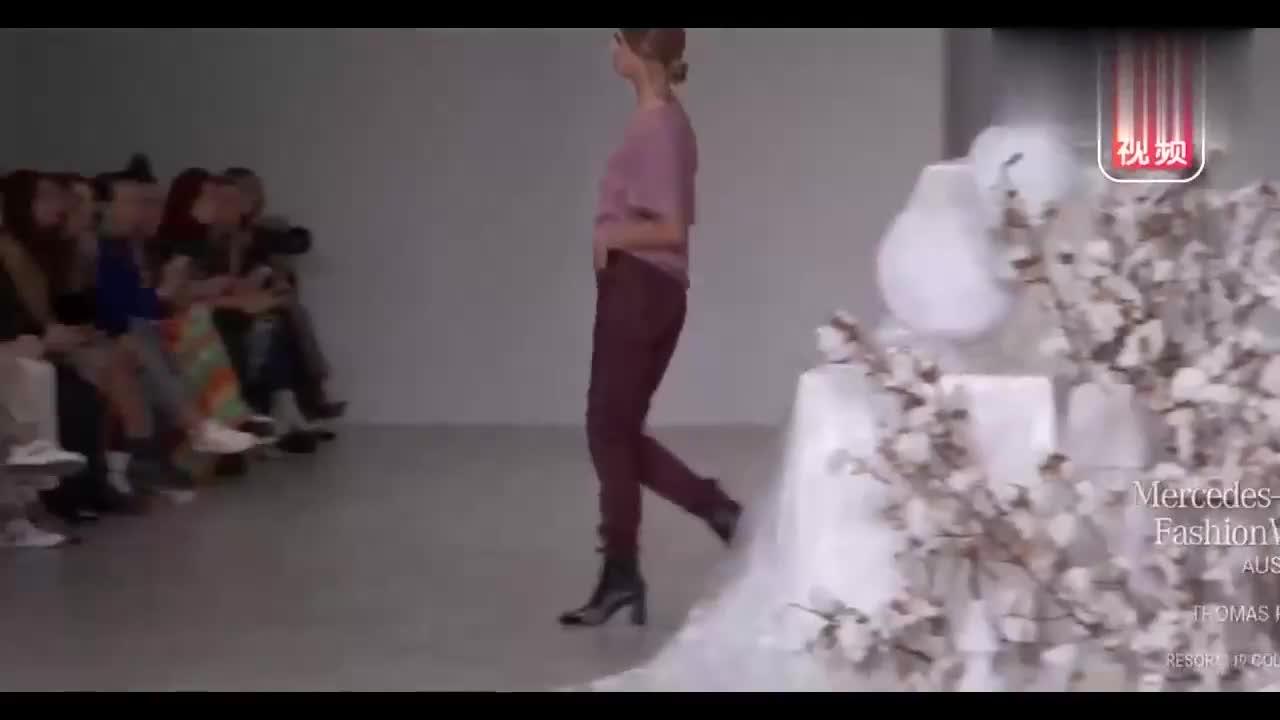 柏林时尚秀时尚女王气场十足!冷艳风格撩动你的内心!