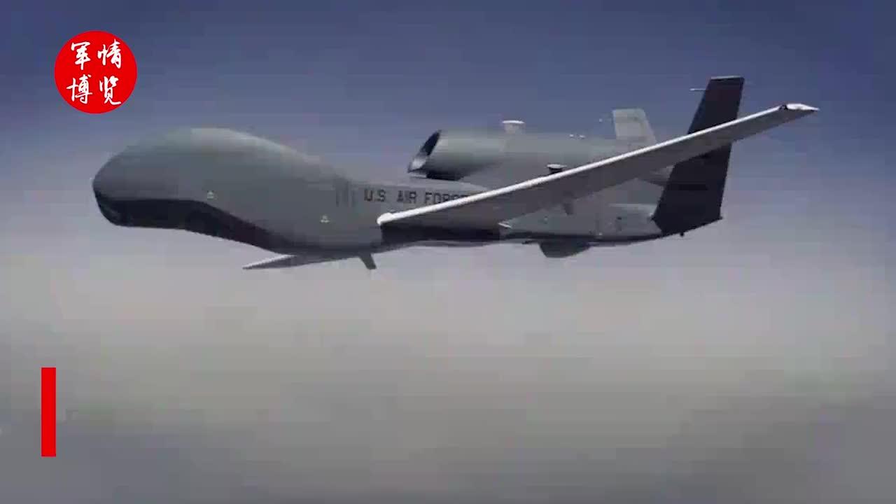 极限博弈!美军无人机抵近俄边境,俄军3架米格31战机拦截