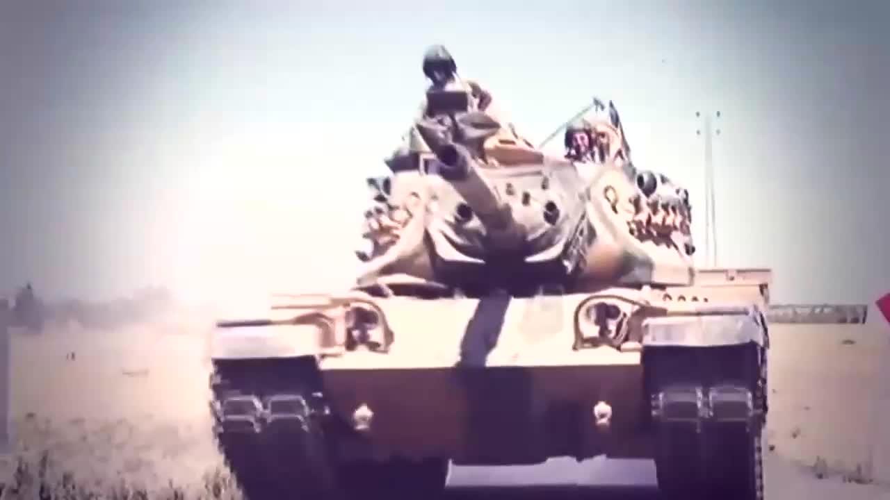 在叙作战的土耳其装甲部队 地区一霸