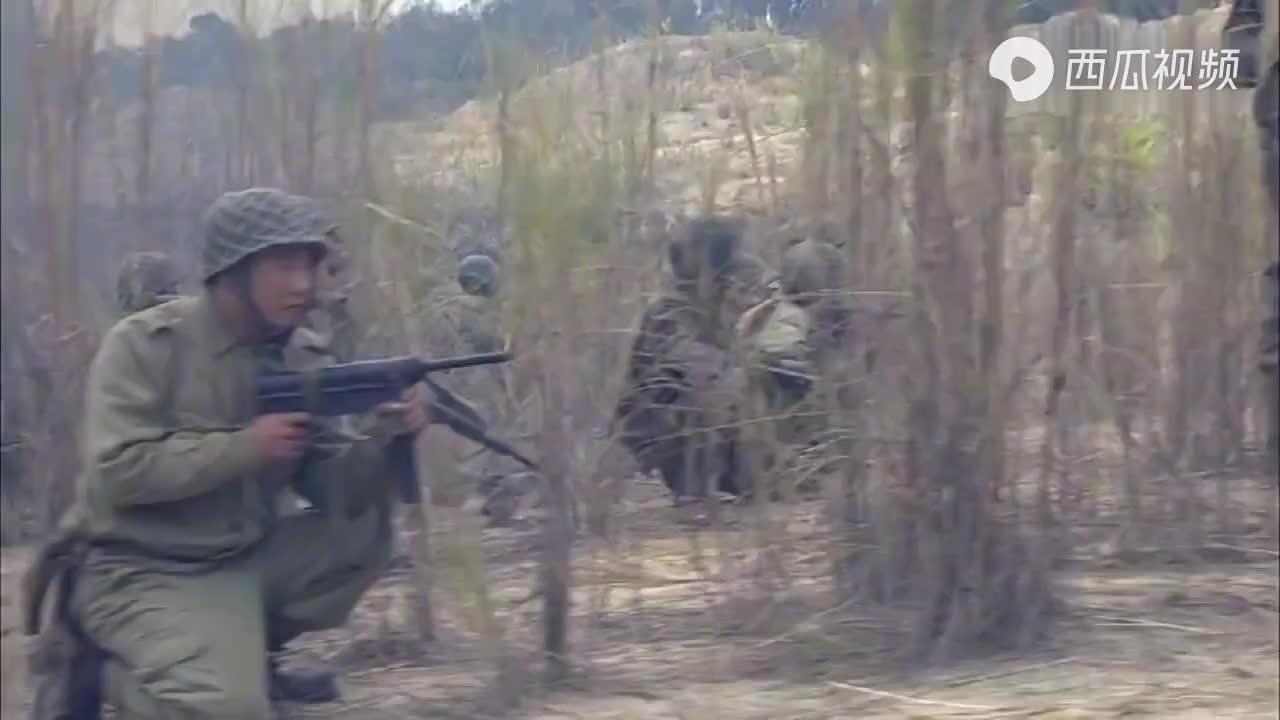 国军不要命冲锋吓怕日军,顶尖狙击手逐个点名,全歼敌人!