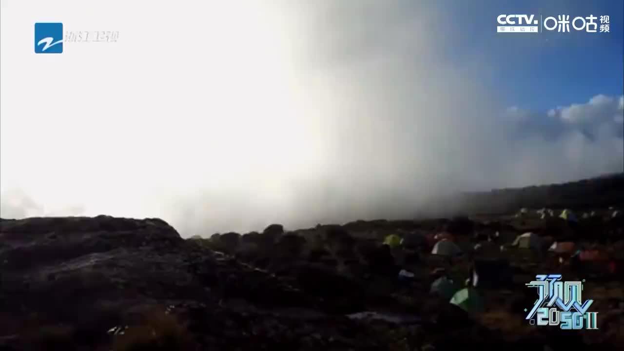 登山队历时7天,全员登顶非洲第一高峰,募集20万助学金