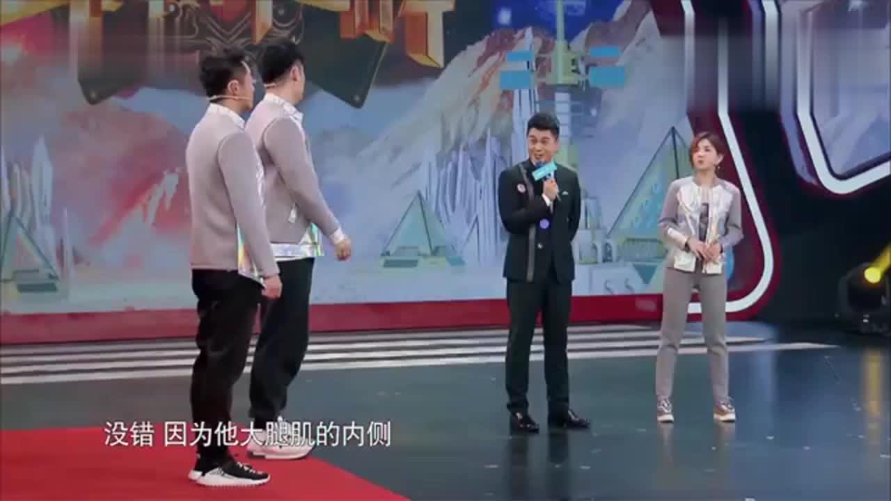 """李晨自爆""""秃顶""""危机,陈赫要求""""整""""他,谁注意到了他的表情!"""