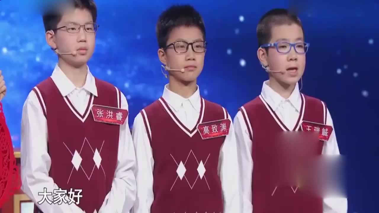 小少年们挑战汉字九宫格,表现让人惊叹不已,小撒:我的天!