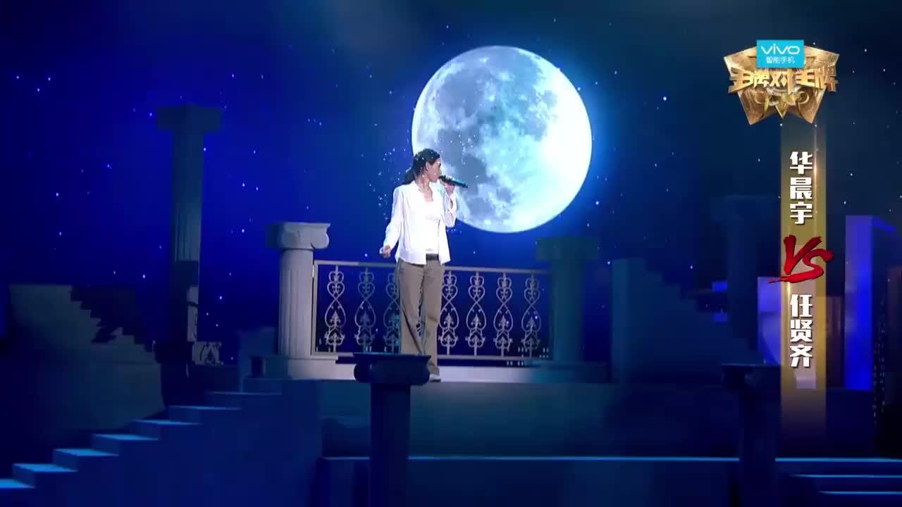 时隔多年,张柏芝任贤齐合唱《星语心愿》,谢娜被感动落泪!