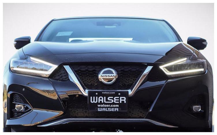 日产新款西玛海外实拍 搭3.5L V6发动机