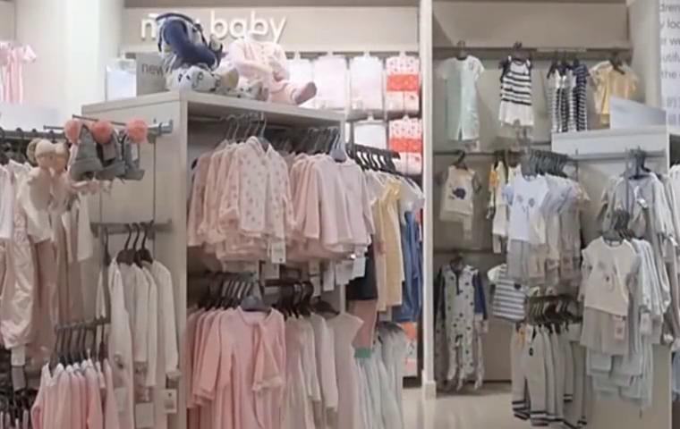 以琛默笙初当爸妈,给宝宝买婴儿用品,风格完全不一样呀