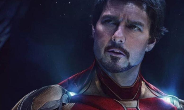 汤姆·克鲁斯填补拒演钢铁侠的遗憾 阿汤哥成为平行宇宙的钢铁侠