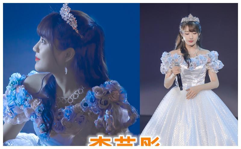丝芭艺人毕业造型,李艺彤女王范,鞠婧祎甜妹子,许佳琪在逃公主