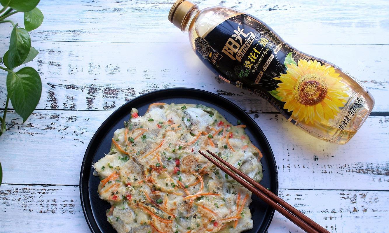 比海蛎煎还要好吃的煎豆腐鱼,肉质鲜美,做法零失败,好吃到吮指