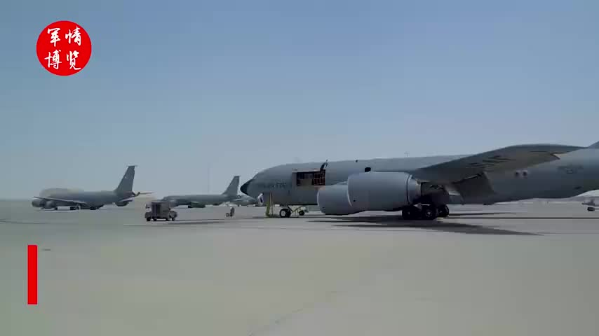 美军加油机与F-35相撞后惨状曝光:机身险被螺旋桨切成碎片
