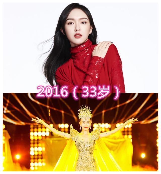 成为金鹰女神的年龄,唐嫣当时33岁,热巴是26岁,刘亦菲年少有为