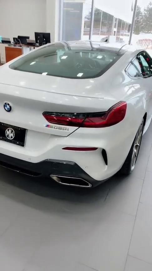 全新一代宝马GT跑车,8系M850i,这下奔驰奥迪该接招了!