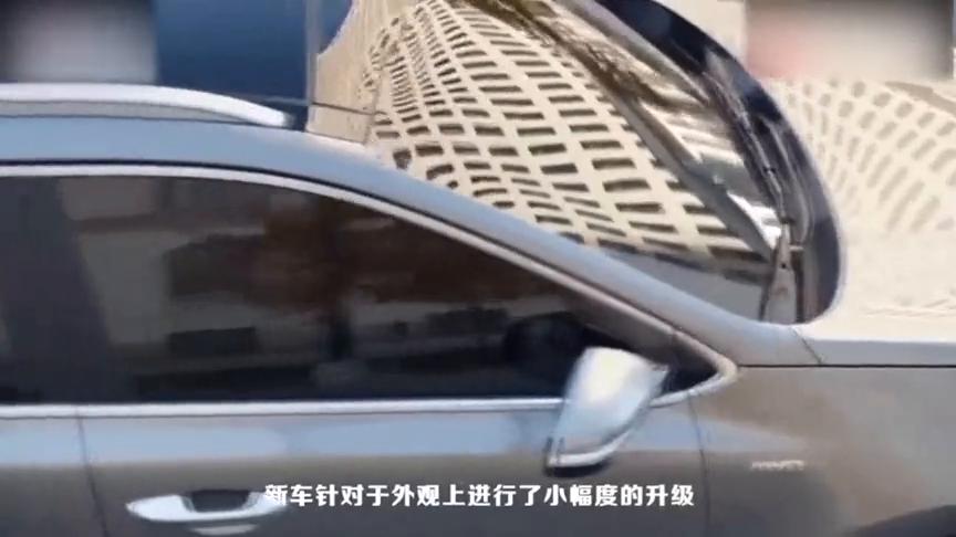视频:起亚中期改款KX5,四驱双排气微混动,颜值简直了!