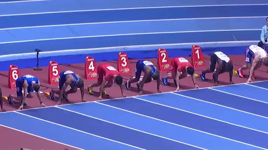 苏炳添首秀引外媒轰动!中国飞人领跑亚洲80米,简直不要太快了
