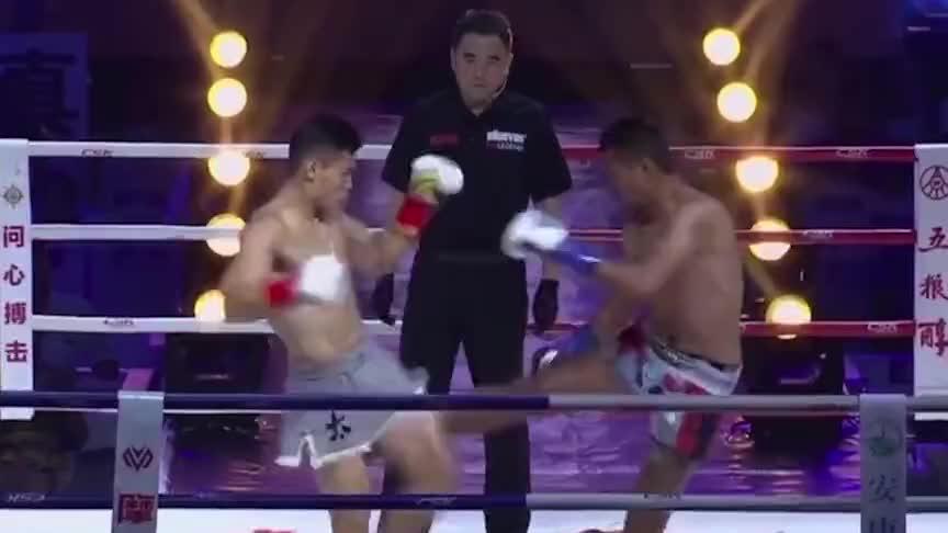 泰拳四大天王又如何!如今已被中国小将击败,就连泰拳王也不例外