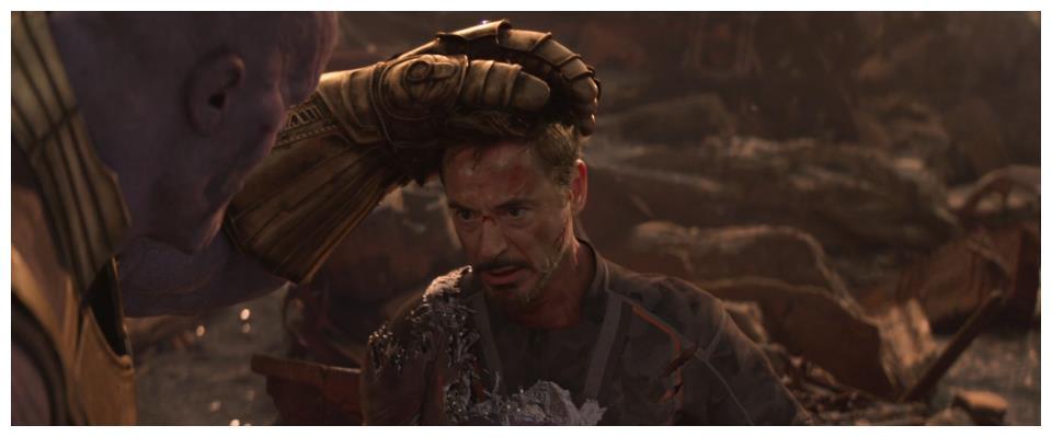 漫威刚刚证实,钢铁侠纳米战甲技术,来自瓦坎达!