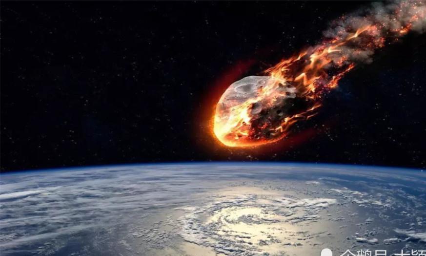 """就在今天!一颗小行星以极快速度""""路过""""地球,约有37米宽!"""