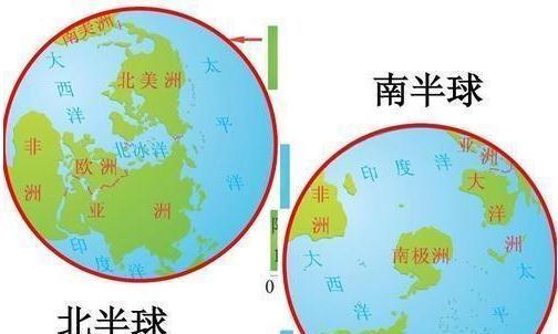 南半球为什么无强国?这些原因决定了南半球确实很难出强国