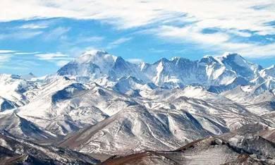 青藏高原有多高?如果将土全部填海造陆,能拥有多少土地?