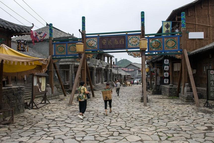 """贵州又一古城走红,人称黔西南的""""平遥"""",虽为重建却不输丽江"""